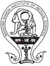 Mahatma Gandhi Institute of Medical Sciences logo
