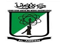 Al-Ameen Institute Of Management Studies logo