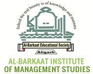 Al-Barkaat Institute of Management Studies logo