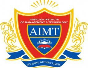 Ambalika Institute of Management and Technology logo