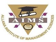 Allana Institute of Management Sciences logo