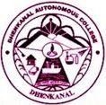 Dhenkanal Autonomous College logo