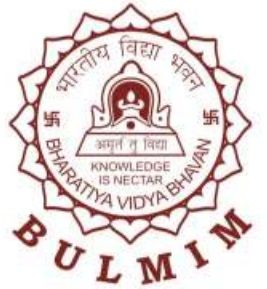 Bharatiya Vidya Bhavans Usha and Lakshmi Mittal Institute of Management logo