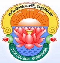 DNR School of Business Management, Bhimavaram logo