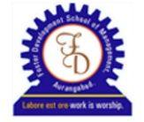 Foster Development School of Management logo