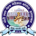 Moti Lal Nehru Medical College logo
