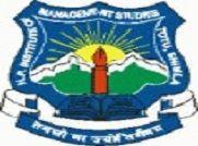 HP Institute of Management Studies logo