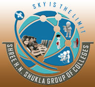 HN Shukla College of Management Studies logo