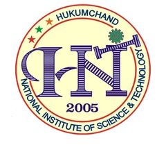 Hukum Chand National Institute Of Schience and Technology logo