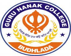 Guru Nanak College, Budhlada logo