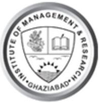 Institute of Management and Research logo