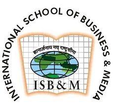 International School Of Business And Media (ISB&M) logo