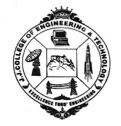 JJ College of Engineering and Technology logo