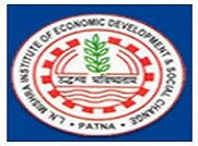 Lalit Narayan Mishra Institute of Economic Development and Social Change logo