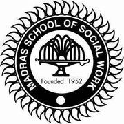 Madras School of Social Work logo