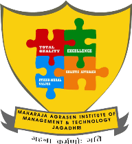 Maharaja Agrasen Institute of Management and Technology logo