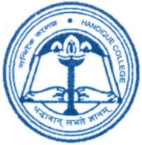 Handique Girls College, Guwahati logo