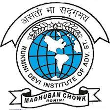 Rukmini Devi Institute Of Advanced Studies logo