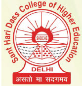 Sant Hari Dass College of Higher Education logo