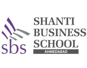 Shanti Business School logo