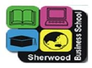 Sherwood Business School logo