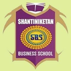 Shantiniketan Business School logo