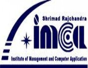 Shrimad Rajchandra Institute of Management and Computer Application logo