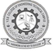 VSB Engineering College logo