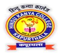 Hindu Kanya College logo
