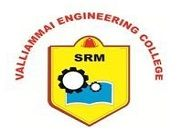 Valliammai Engineering college logo