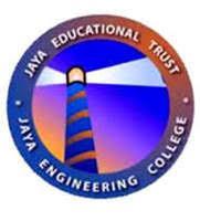 Jaya Engineering College, Chennai logo