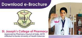 ST. JOSEPHS COLLEGE OF PHARMACY logo