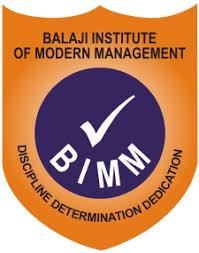 Balaji Institute of Modern Management logo