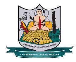 A P Shah Institute of Technology logo