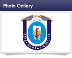 Royal Dental College logo