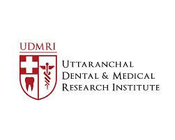 Uttaranchal Dental & Medical Research Institute logo