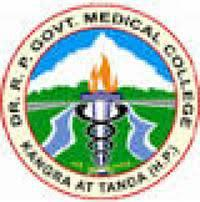Dr. Rajendar Prasad Government Medical College logo