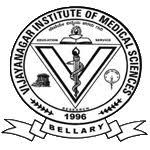 Vijayanagar Institute of Medical Sciences logo
