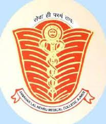 Jawaharlal Nehru Medical College logo