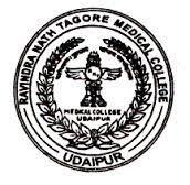RNT Medical College logo