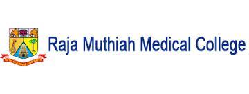 Rajah Muthiah Medical College logo