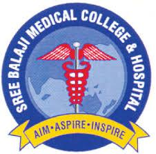 Sree Balaji Medical College and Hospital logo