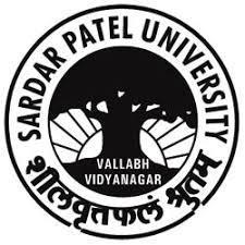 Sardar Patel University, Vallabh Vidyanagar logo