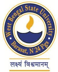 West Bengal State University, Barasat logo