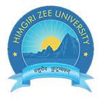 Himgiri Zee University logo