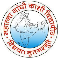 Mahatma Gandhi Kashi Vidyapeeth, Varanasi logo