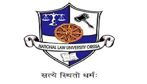 National Law University, Odisha logo