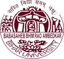 BR Ambedkar Bihar University logo