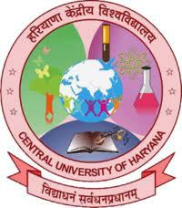 Central University of Haryana, Mahendergarh logo