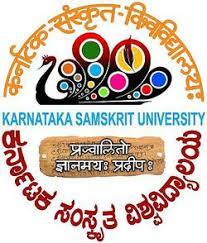 Karnataka Sanskrit University logo
